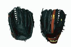 OT6 12.75 Outfield Six Finger Web 2x Palm