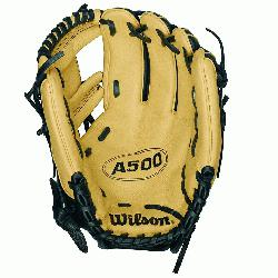 1 Wilson A500 1786 Baseball GloveA500 1786 11 Baseball Glove-Right Hand Thro