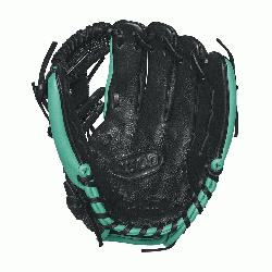 00 RC22- 11.5 Wilson A500 RC22 Baseball GloveA500 Robinson Cano 11.5 Baseball Glove- Right Hand Thr