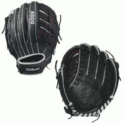 Wilson A500 12.5 Baseball Glove A500 12.5 Baseball Glove - Right Ha