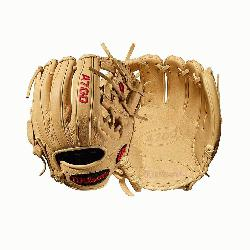 seball glove H-Web design Blonde Full-Gra