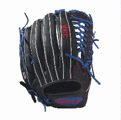 Pedroia Fit - 11.5 Wilson Bandit 1786 Pedroia Fit Infield Baseball GloveBandit