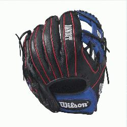 11.25 Wilson Bandit 1788 Infield Baseball GloveBandit 1788 11.25 Infield Baseball Glove - Right Ha