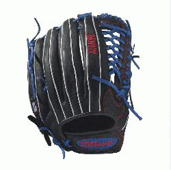 t - 12.5 Wilson Bandit KP92 Outfield Baseball Glove Band