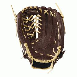 field game ready with the NEW Wilson Showtime slowpitch glove. With a