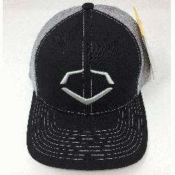 6% Polyester/42% Cotton/2% SPANDEX Imported Flex-fit trucker hat Embroidered logo