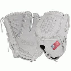 Liberty Advanced Fastpitch Softball Glove 12.5 (Right Handed T