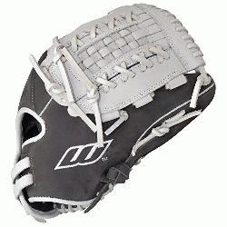 vanced Fastpitch Softball Glove 12.5 inch LA125GW (Righ