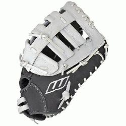 rty Advanced First Base Mitt Fastpitch Softball Glove 13 in
