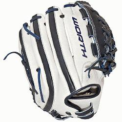 25WN Softball Glove 12.5 inch (Right Handed Throw) : Worth Liberty Advanced S