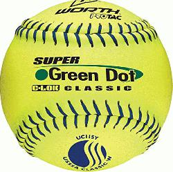 Slowpitch Softball USSSA Classic W Classification Poly-X Core P