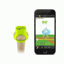 Zepp Baseball Swing Analyzer Training Device : Zepp Baseball is a revolutionary training system (